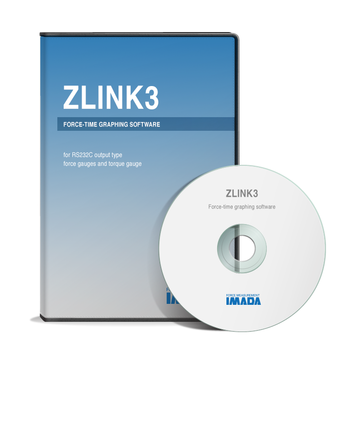 ZLINK3 Graphing Software via RS232