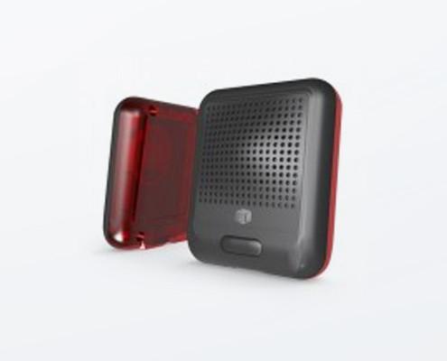 Allarme acustico e visivo per i sensori di registrazione dati EL-WiFi